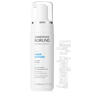 AquaNature Cleansing Mousse - Combination Aging Skin
