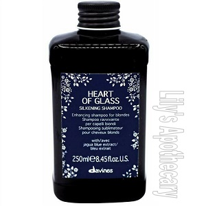 A New Product - Heart of Glass Silkening Shampoo