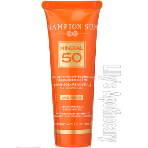 SPF 50 Age Defying Face Creme