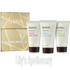Ahava Magnificent Mineral Gift Set